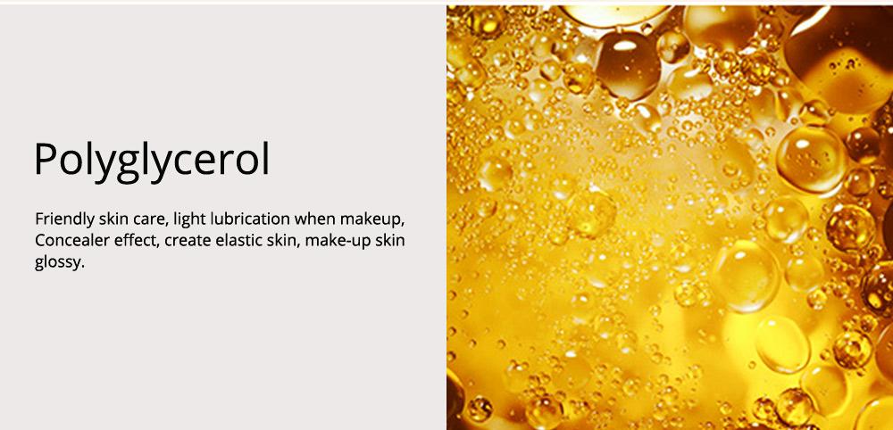 Naked Makeup Concealed Isolation, Moisturizing Make up Foundation BB Creamfor, Moistening Stereotype Breathing Air Cushion 5