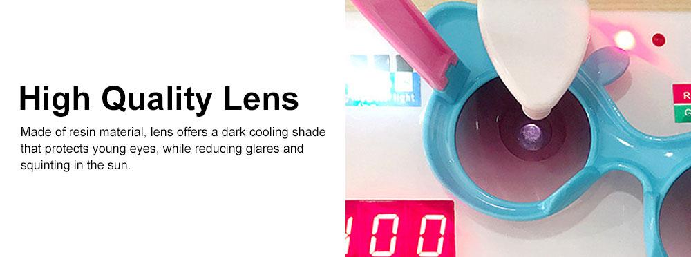 Peppa Pig Cute Sunglasses Children Cartoon UV400 Sun Protection Kid Costume Sunglasses Best Gifts for Kids 4