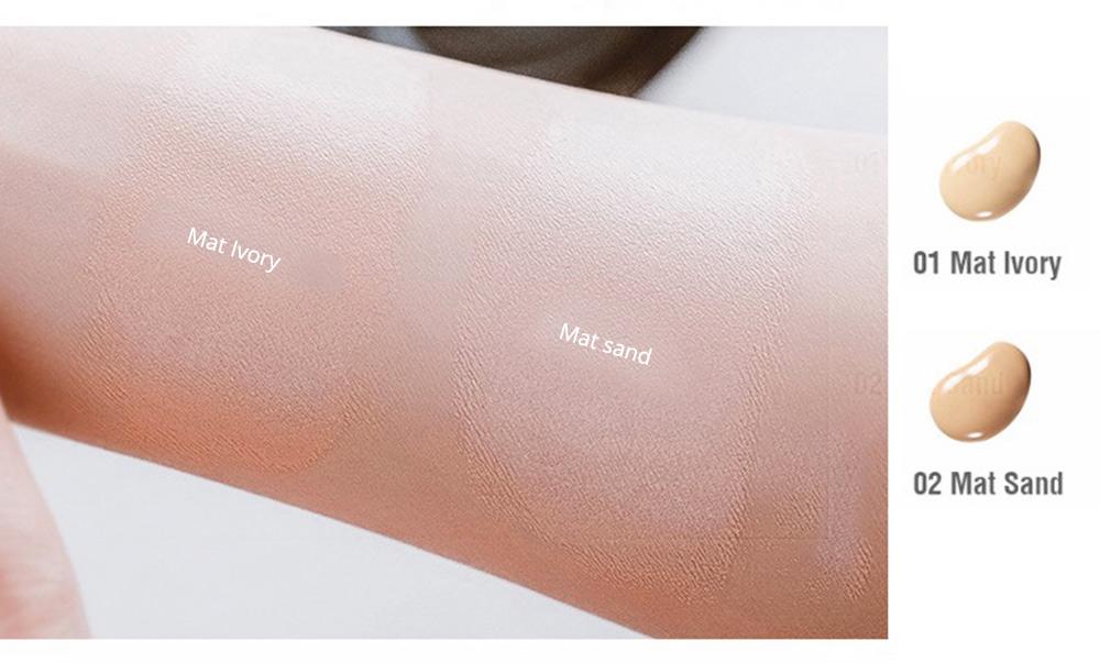 Tri-color Pink Air Cushion BB Cream, Concealer Moisturizing Oil Control Makeup Make Up Foundation Cream 3