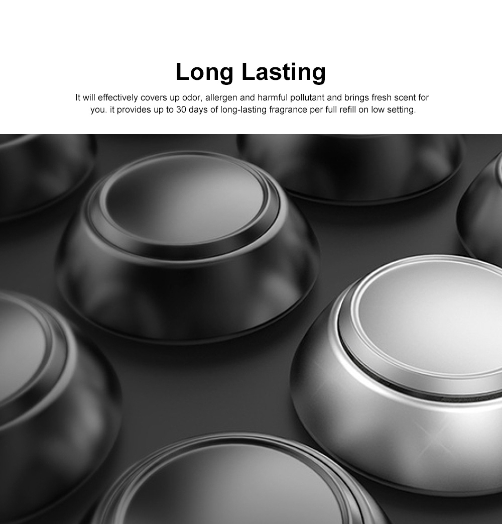 Seating Type Car Perfume Diffuser Car Solid Essential Oil Fragrance Diffuser Lasting Light Fragrance Solid Balm for Removing Smoke and Bad Odors 3