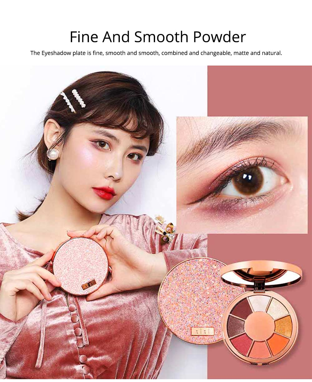 Star Sky Beauty Set Box Student Fairy Eye Shadow Disc, Internet Explosion Beauty Gift Box Set 1