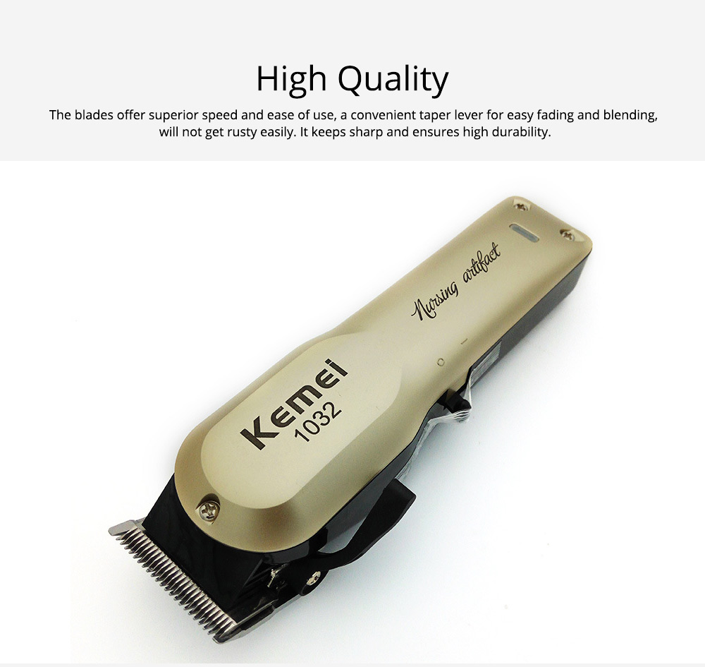 Men Hair Cutting Kit Rechargeable Electric Precision Trimmer Grooming Kit Shaver Hair Styling Shears Best Haircut Kit for Men 1