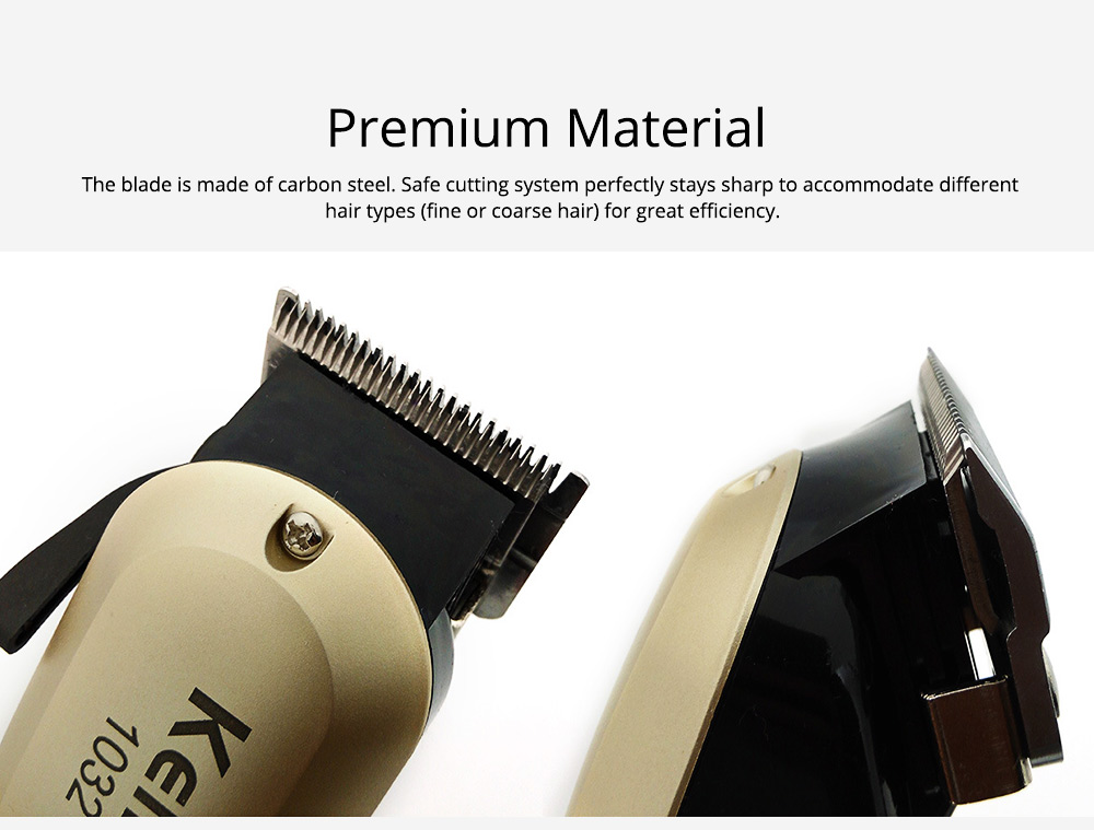 Men Hair Cutting Kit Rechargeable Electric Precision Trimmer Grooming Kit Shaver Hair Styling Shears Best Haircut Kit for Men 3