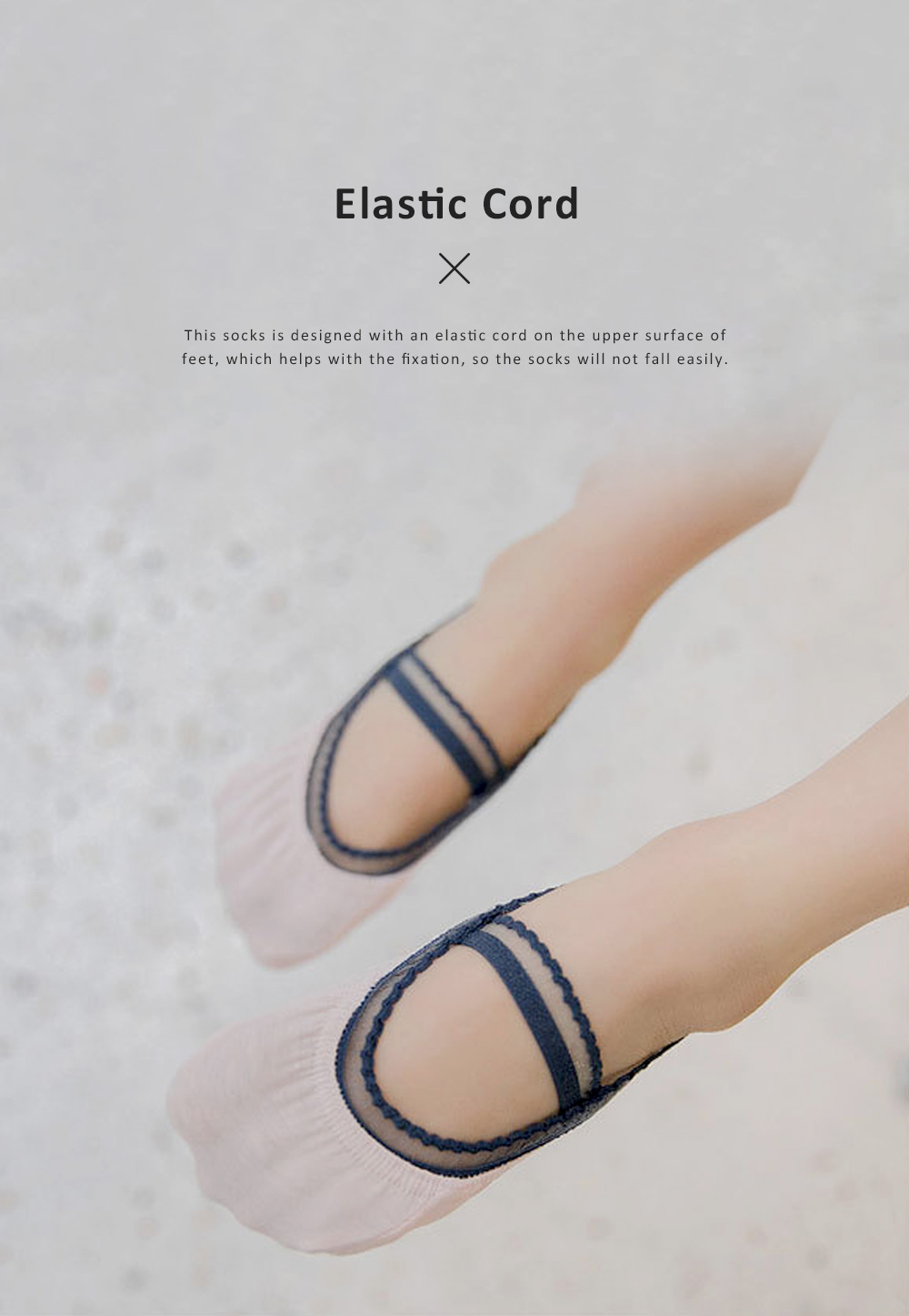 Kids Thin Summer Ankle Socks High Quality Cotton Material Princess Cute Style Low-cut Socks for Children 4