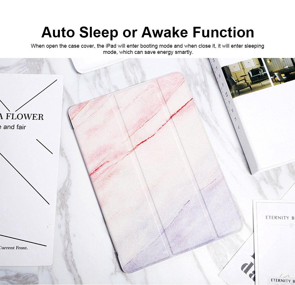 iPad Auto Sleep Awake Smart Case, Intelligent Sleep Protection Cover for iPad Air 1 Air 2, 2017 & 2018 New iPad, iPad 2 3 4, Mini 1 2 3, Mini 4 1