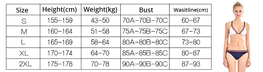 Women's Split Bikini Sets Side Lace Up Bandage Cute Bikinis Two Piece V-neck Swimsuit Sports Bathing Suits 0