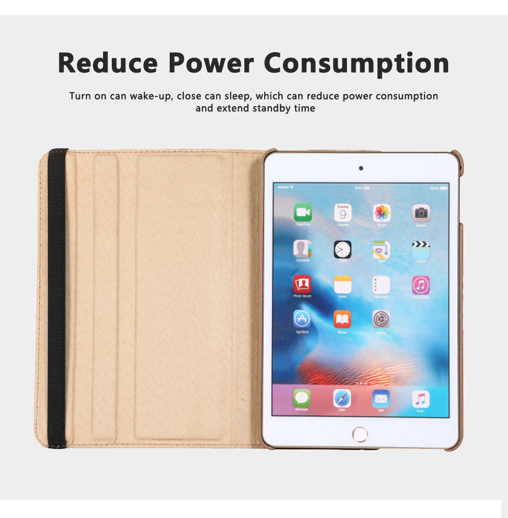 Smart PU Leather Flip Protective Cover Case Tablet Shell for New Apple iPad Mini 5 Mini 4 2019 With Auto Wake sleep Stand Case 6