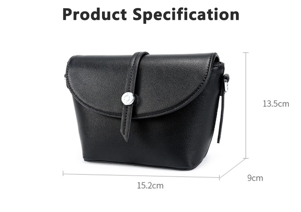 New Design Messenger Small Ladies Square Package Box Retro Leather Handbag Shoulder Diagonal, Women Single Casual Bag 8
