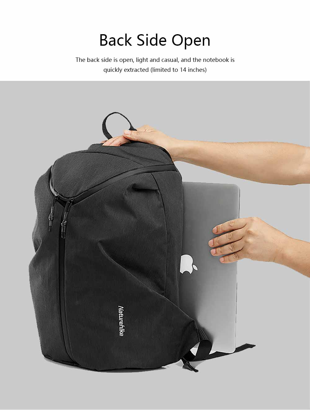 Multifunctional Casual 31L Large Capacity Unisex School Backpack Computer Waterproof Polyester Travel Sport Laptop Backpack 5