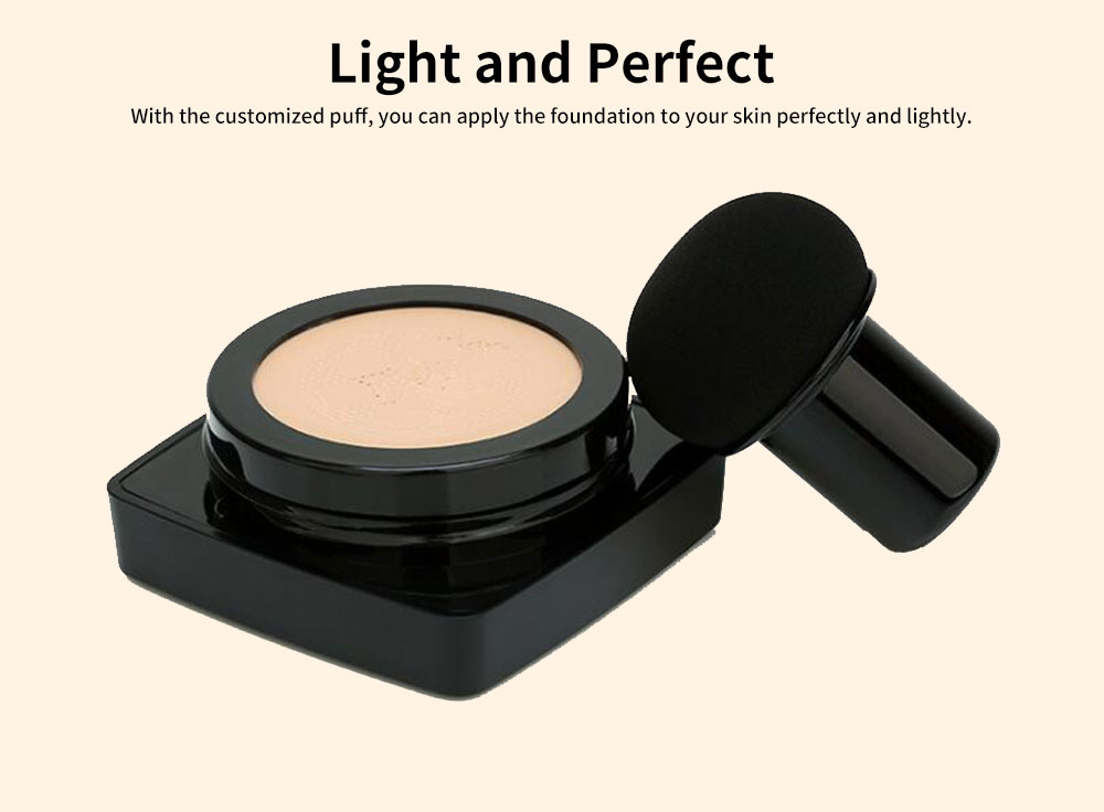 BB Cream Cushion Moisturizing Hydrating Covering Oil-control Make-up Foundation, Long Lasting CC Face Cream Concealer 1