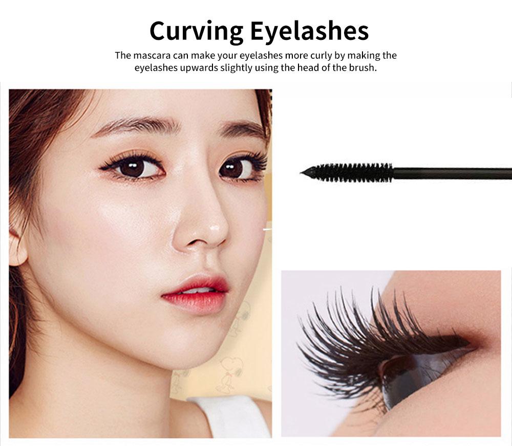 Water-proof Long Lasting Mascara, Lengthening Thickening Curving Volume Mascara, Black Eyelashes Make-up 3