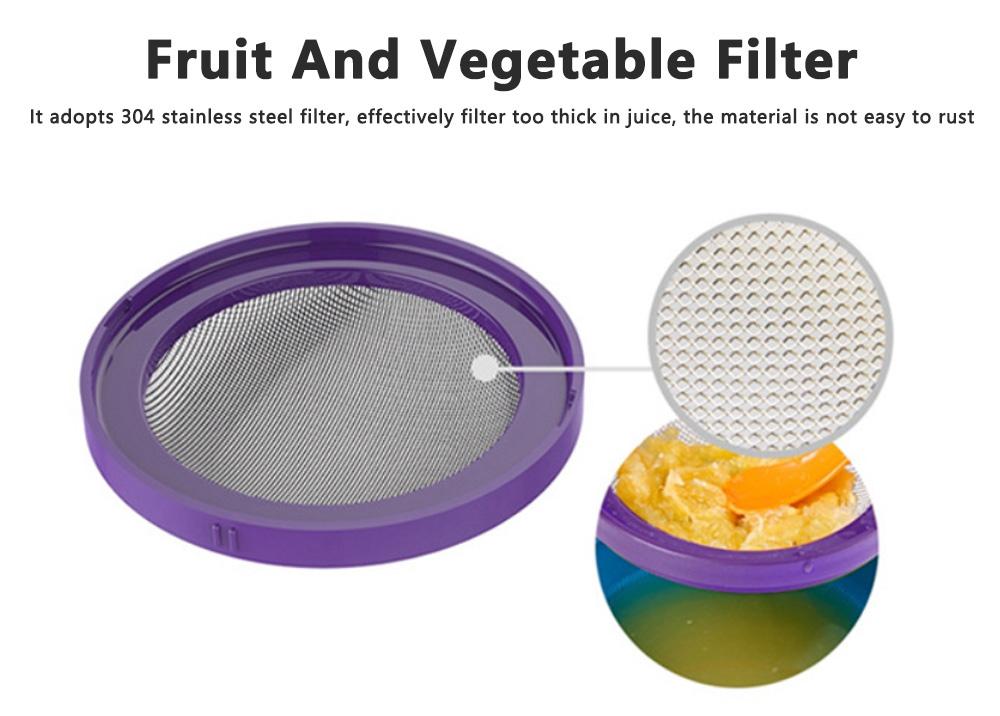 Portable Multi-functional Reusable Baby Food Blender Processor Set Maker Grinder Fruit Vegetable Meat Manual Making Homemade 2