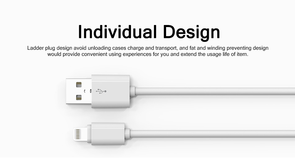 2M Micro USB Android iPhone PVC Rubber Data Cable Accurate Fit Speed Transfer Mobile Phone Data Wire 4