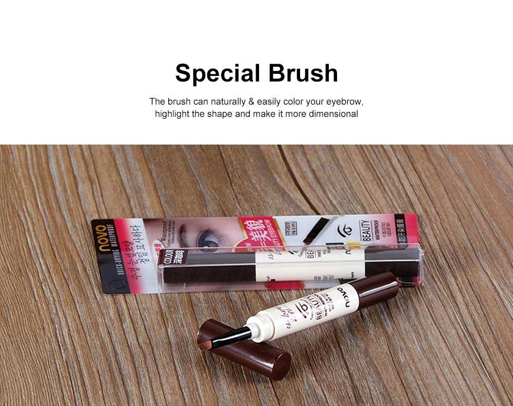 Natural Eyebrow Gel Waterproof Ink Gel Tint Makeup Tool Long Lasting Smudge-Proof Defined Eyebrow Cosmetic 5