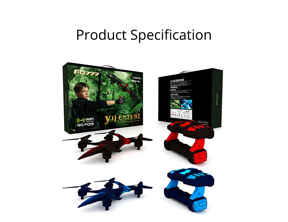 WIFI Aerial Vehicle for Photography Enthusiast Multifunctional Flying Camera with HD Camera Handle Shank Aerial Photo Machine 6