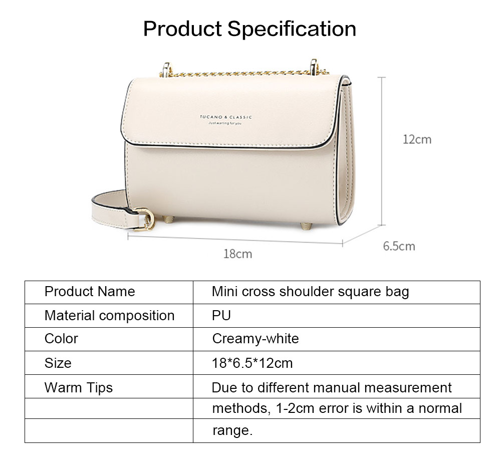 2019 New Designed Women handBag Stylish CK Chain Bag for Women Mini Cross Shoulder Square Bag 8