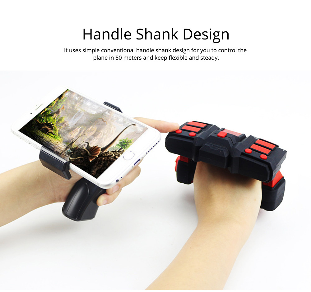 WIFI Aerial Vehicle for Photography Enthusiast Multifunctional Flying Camera with HD Camera Handle Shank Aerial Photo Machine 4
