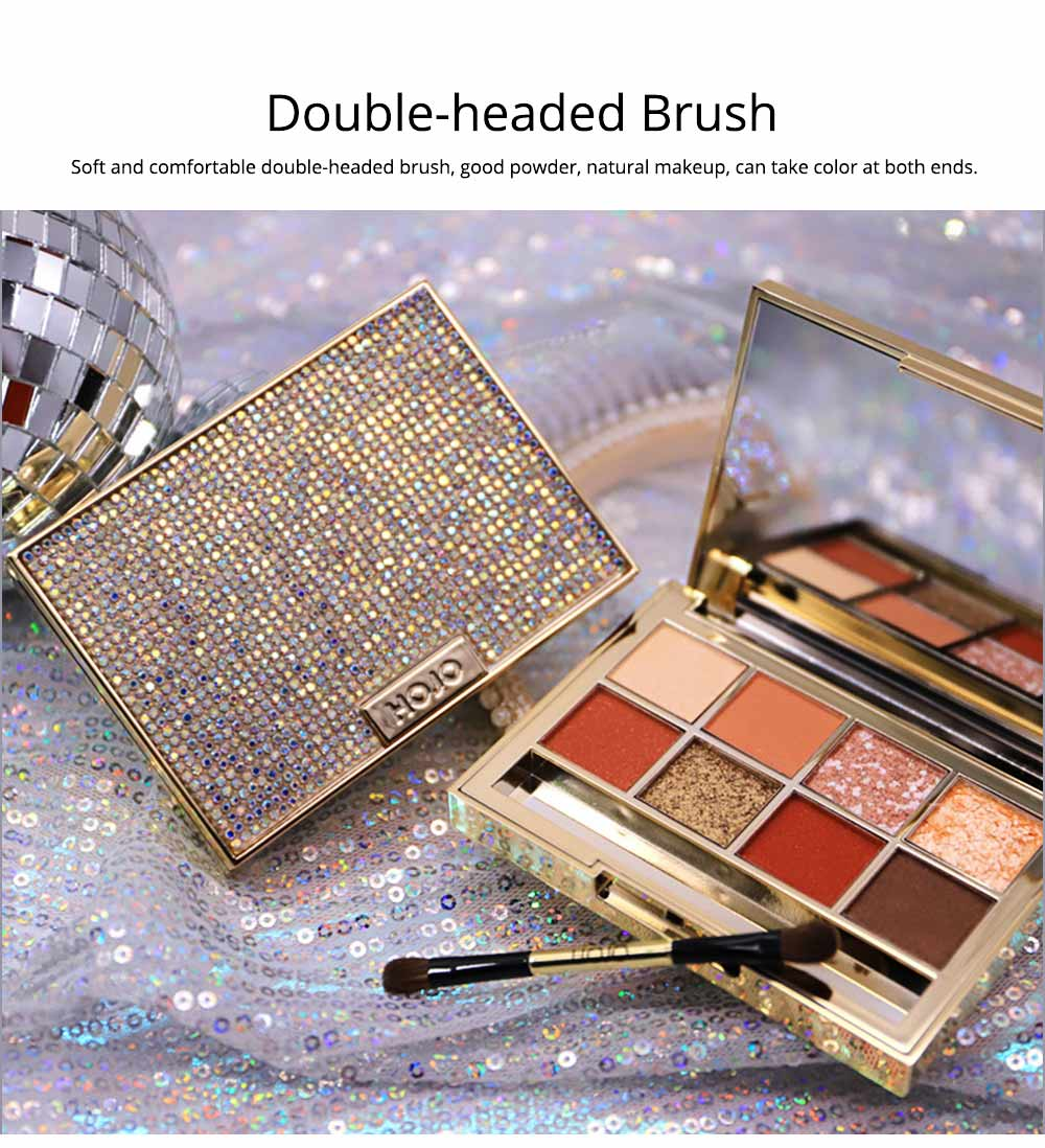Tang Makeup Style Princess Eye Shadow Disc for Students Beginners Parity Unicorn Eyeshadow Disc 2