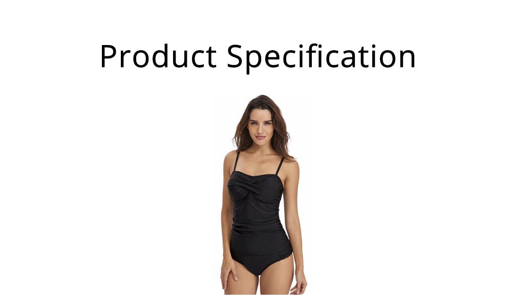Minimalist Stylish Pure Color Slim Fit Ladies Separates Swimwear Smooth Soft Quick Dry Swimsuit Bikini for Women 6