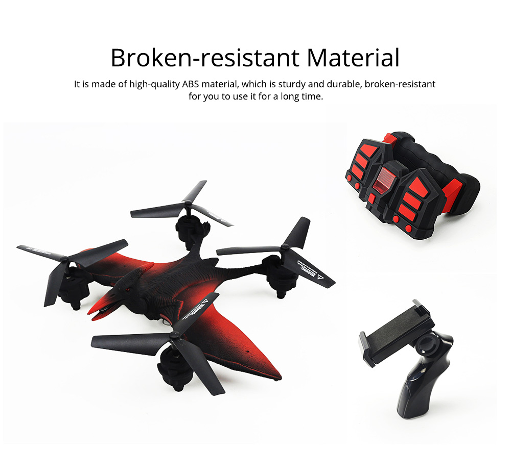 WIFI Aerial Vehicle for Photography Enthusiast Multifunctional Flying Camera with HD Camera Handle Shank Aerial Photo Machine 5