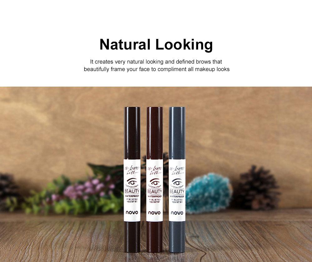 Natural Eyebrow Gel Waterproof Ink Gel Tint Makeup Tool Long Lasting Smudge-Proof Defined Eyebrow Cosmetic 4