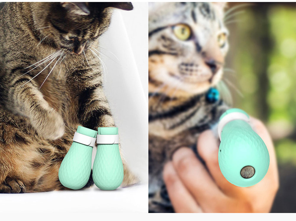 Anti-scratch Bite and Wash Cat Bags Feet Holder Cover for Cutting Nails or Bathing Cat Feet Holding Artifacts Pet Products 5
