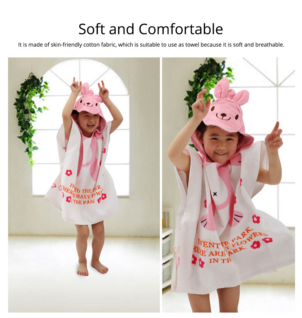Cartoon Towel for Baby Reactive Dyeing Car Line Neat Bath Product No Odor Soft Comfortable Children's Cloak 6
