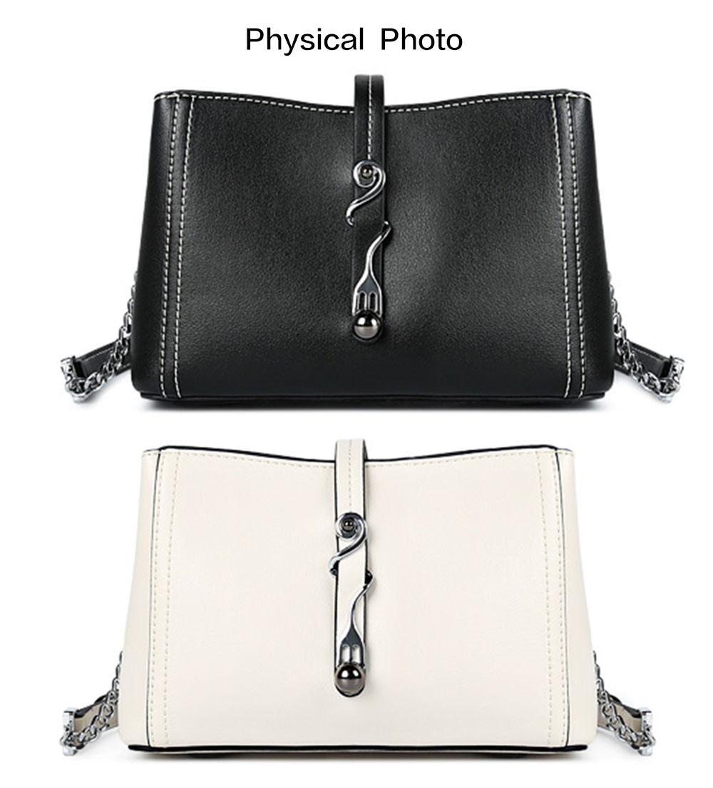 2019 New Fashion Chain Women Cross shoulder Bag Korea-style Contracted Sling Bag  Personality Fashion handBag 6
