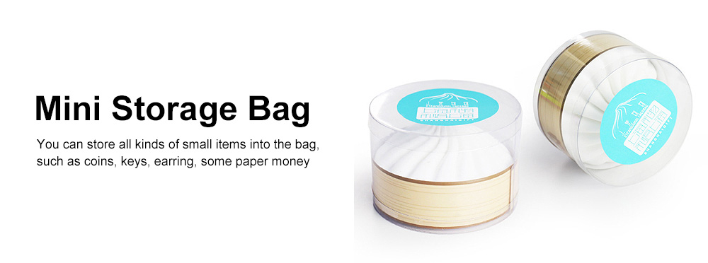 Innovative Mini Storage Bag Silicone Portable Small Steamed bun-Shape Purse Chinese Style Small Gift 5