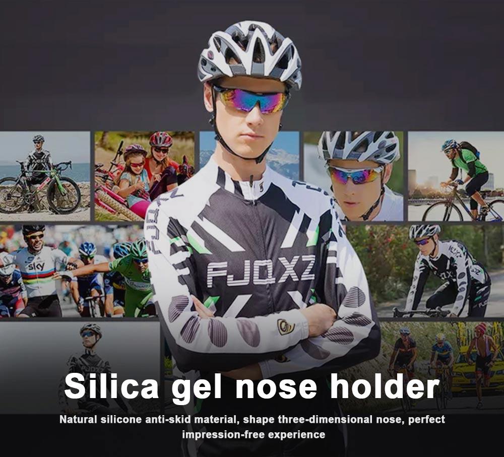 Colourful Outdoor Biking Glasses Sports Outdoor POC Riding Glasses Sandproof Sunglasses 5