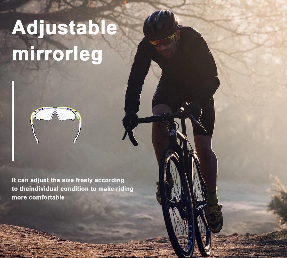 Colourful Outdoor Biking Glasses Sports Outdoor POC Riding Glasses Sandproof Sunglasses 4