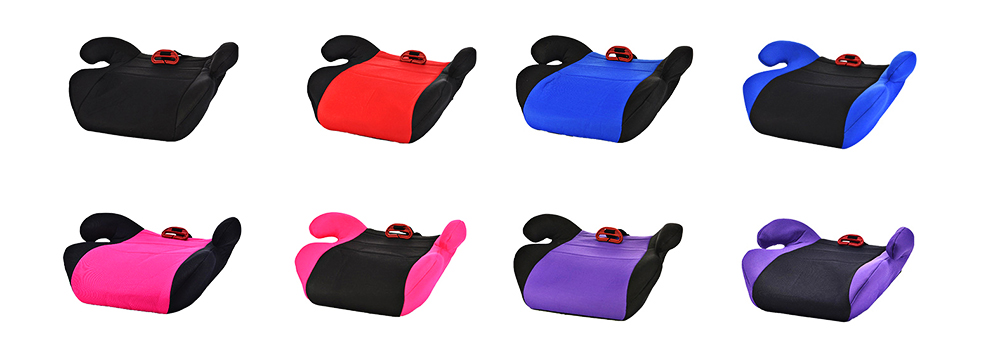 Infant Car Safety Seats Booster Children Heighten Pad for 3-12 Years Kids Safety Products Suit With ECE Certificate 11