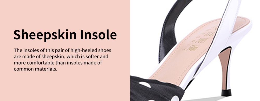 Women's Sandals Leather High Thin Heels All-matched Fashion Ankle Strap Tip Binding Shoes Summer New 2