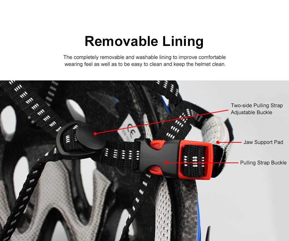 Sports Cycling Helmet for Bicycle Riding One-piece Made Helmet for Mountain Bike Riding Protective Helmet 2