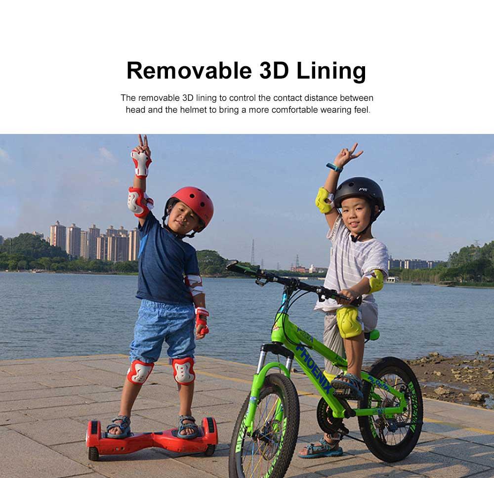 Roller Skating Helmet for Adult Children, Crash Helmet for Sliding Plate Floating Professional  Headpiece for Hip-hop Head Protector 2