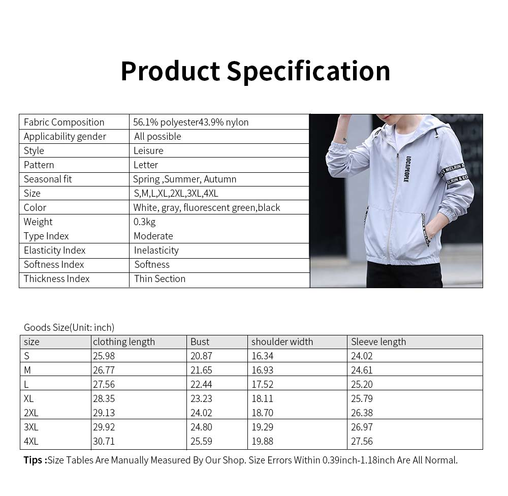 Men's Sunscreen Clothes With Hats Leisure Style Outdoor Riding Sunscreen Suit For Summer 6