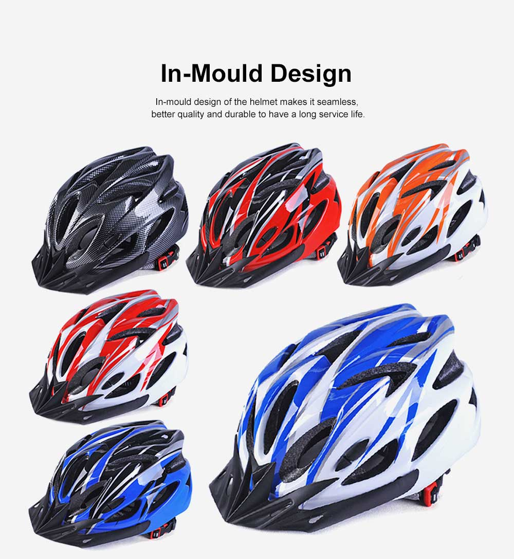 Sports Cycling Helmet for Bicycle Riding One-piece Made Helmet for Mountain Bike Riding Protective Helmet 1