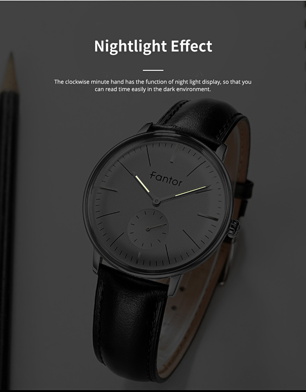 Multifunctional Watches for Business Literature and Art, Recreational Simple Curved Quartz Brand Authentic Watches 6