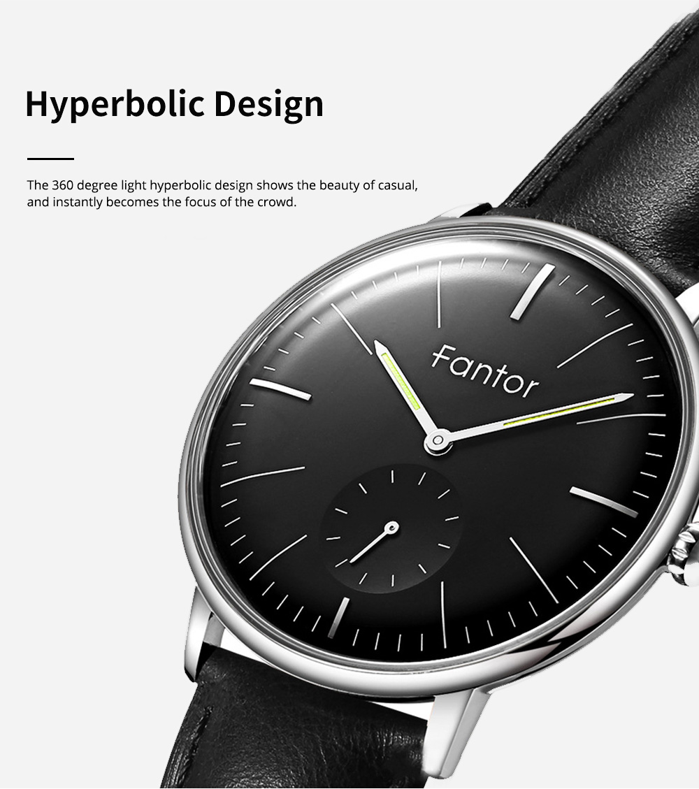 Multifunctional Watches for Business Literature and Art, Recreational Simple Curved Quartz Brand Authentic Watches 2