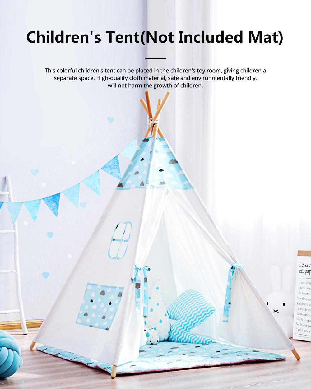 Children's Tent Baby's Indoor Cloth Toy Princess Room Game Room Reading Corner 0