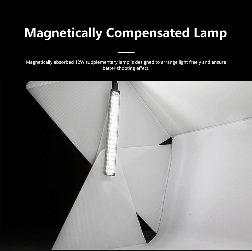 Small Commodity Photography Studio Photography Supplementary Light Studio for Electronic Commerce Small Products 1