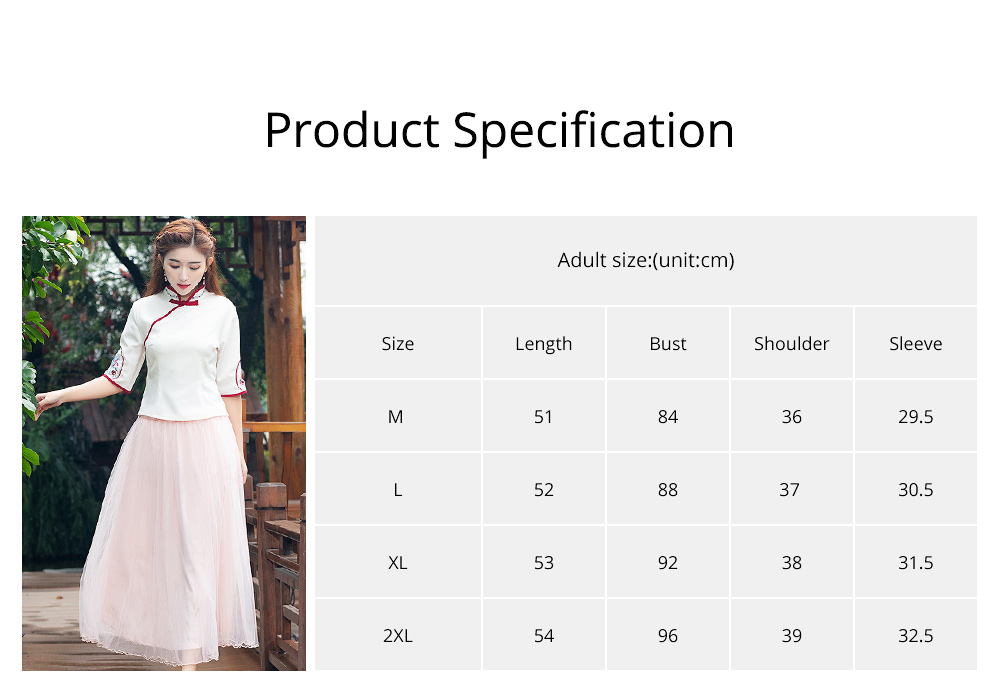 Chinese Dress Retro Improved Cheongsam Blossoms Fairy Costume Genuine Original Two-Piece Improved Hanfu 7