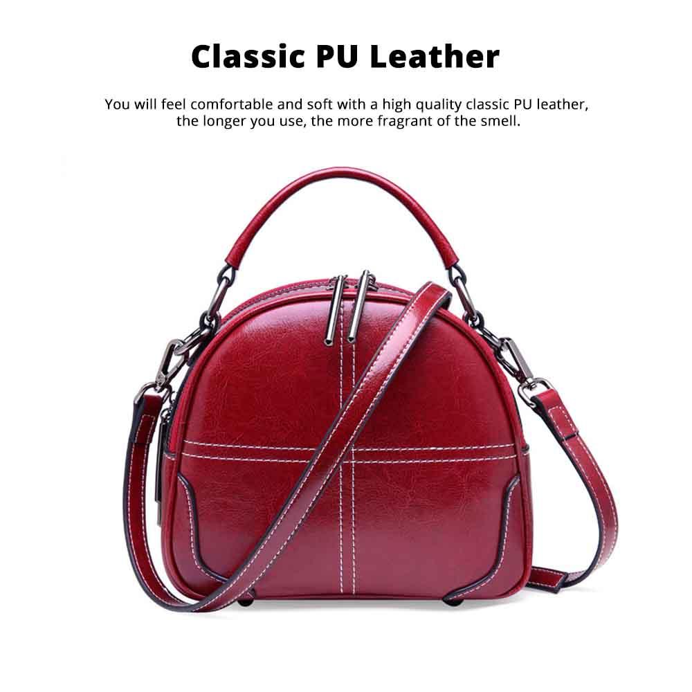 2020 Mini Fashion Brand Women Bag Small Soft Cross Body Retro Bag Female Shoulder Handbags Portable Ladies Messenger Bags 2
