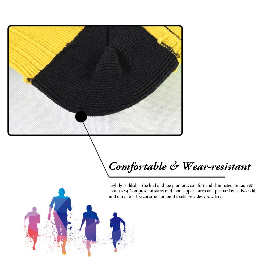 Sports Sucks for Hiking, Cycling, Running, Anti-bacterial Sports Socks for Men Women Unisex Digital Printing Socks 5