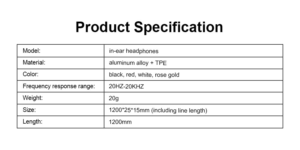 New In-ear Metal Earphones for Mobile Phone and Computer, Magnetic Wire Control with Microphone, Heavy Bass Headphones 6