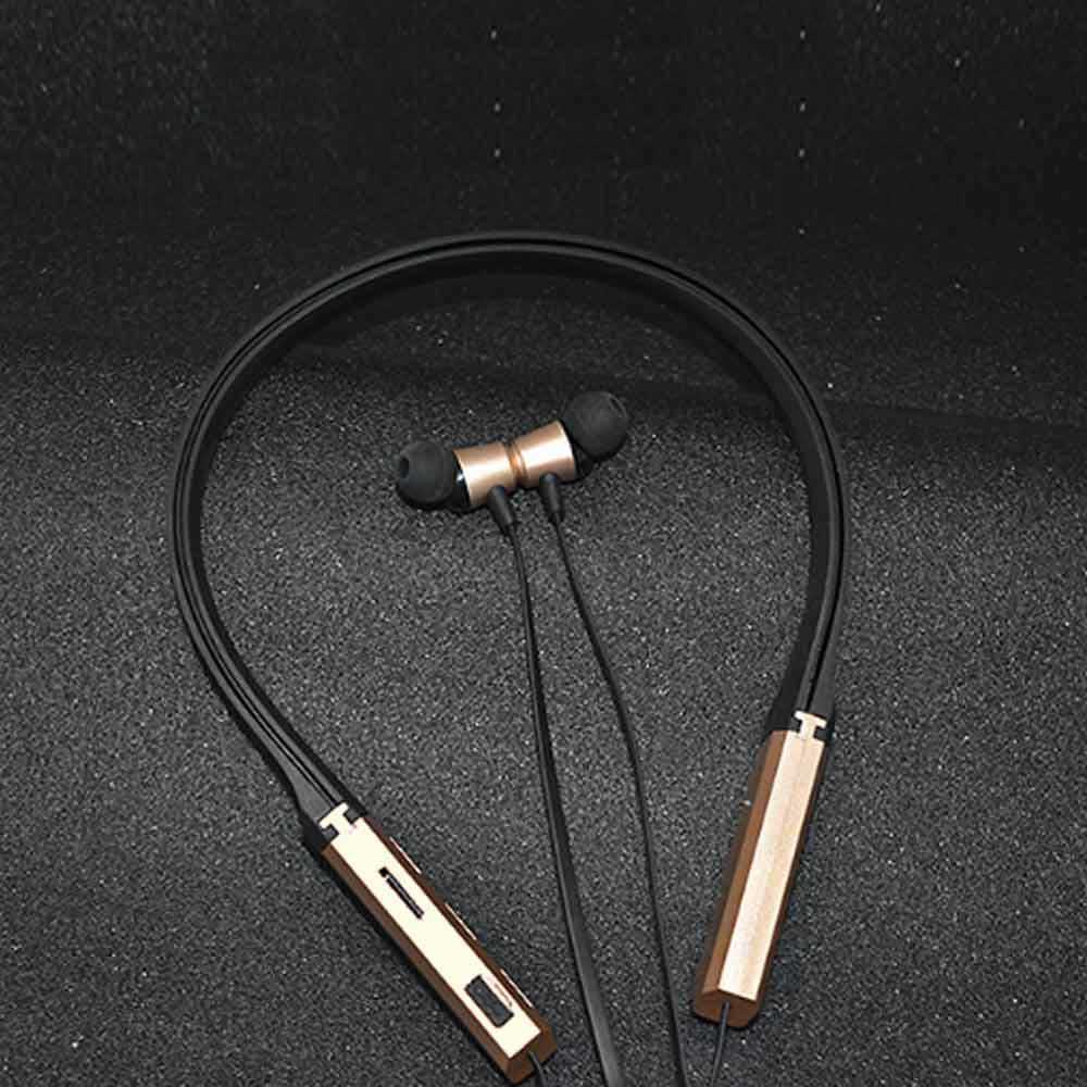 Bluetooth Sports Headphones Wireless Subwoofer Earphone Hanging Ear Headset 11