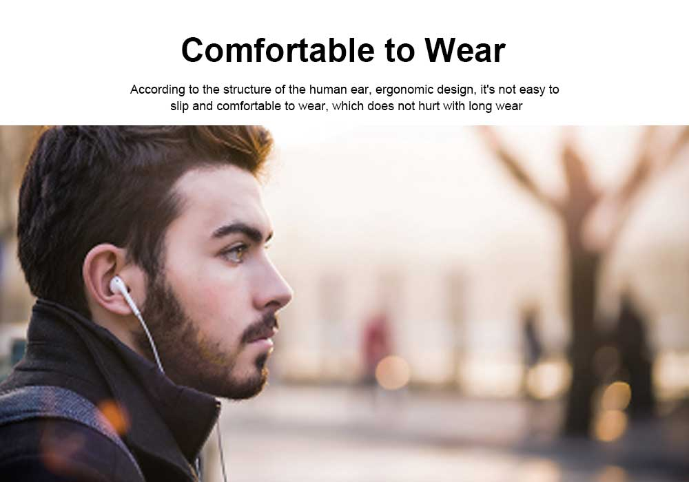 Binaural Running Universal Earphone, Wireless Hanging Neck Earphone, Charging Bluetooth Earphone 2