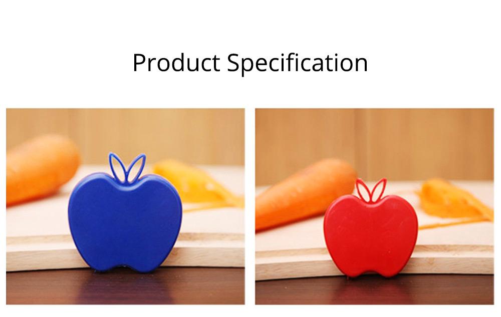 Multifunctional Foldable Peeler Knife with Apple Shape, Portable Vegetable Potato Fruit Peeler, Kitchen Cut Tools 9