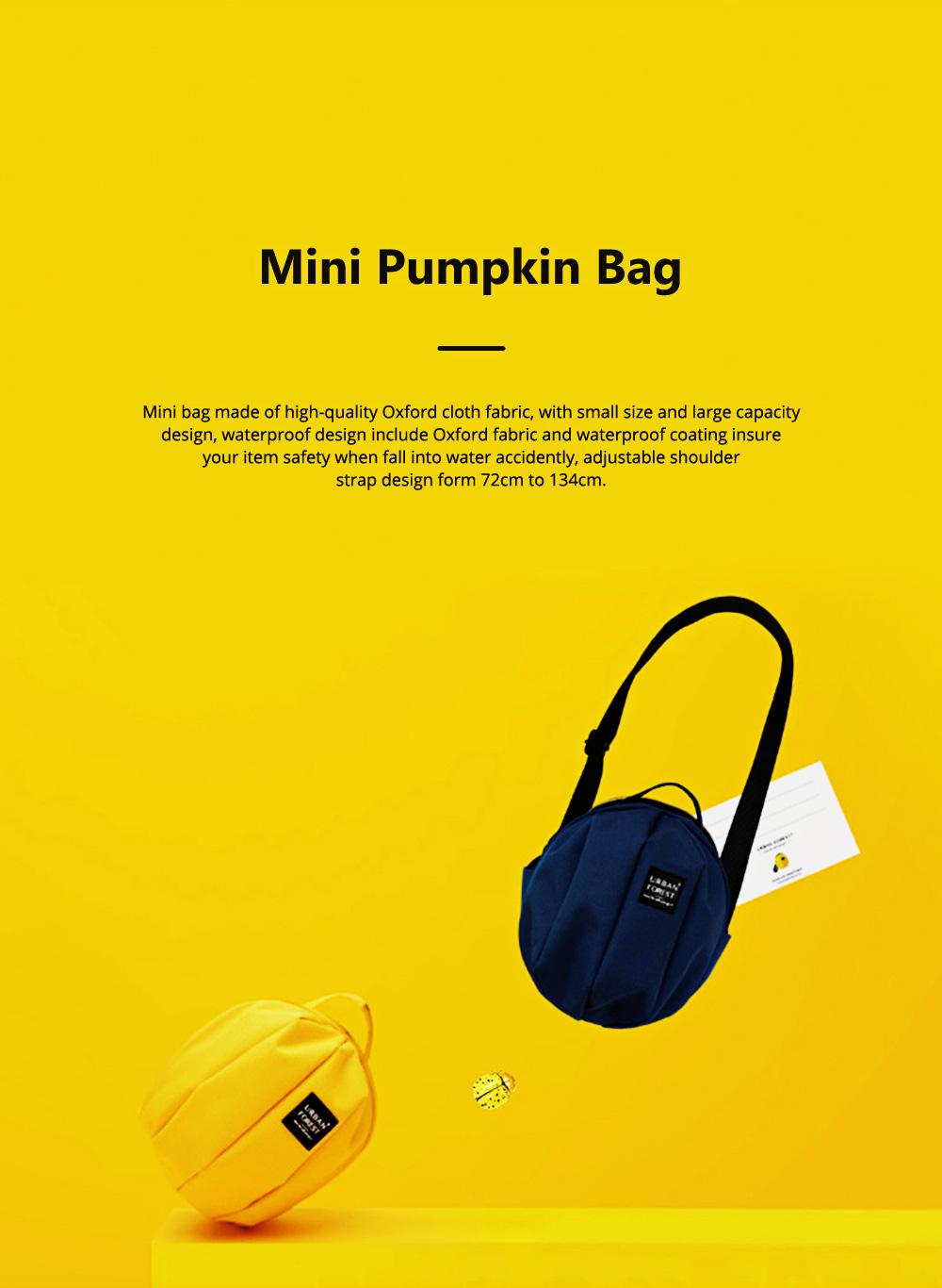 Mini Shoulder Bag for Children Small Size Large Capacity Waterproof Beatles Package Adjustable Shoulder Strap Hand Bag 0