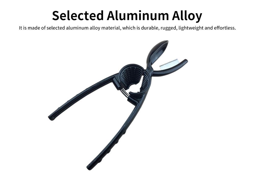 Chestnut Opener Selected Aluminum Alloy Walnut Shell Opening Clip Sending Chestnut Claw 1